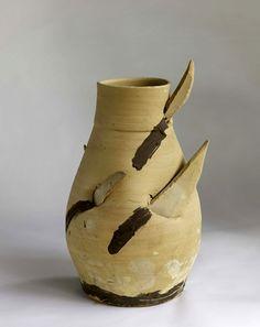ceramich: Barceló Ceramic Vase, Ceramic Pottery, Miquel Barcelo, Contemporary Ceramics, Pottery Bowls, Mosaic Tiles, Clay, Vases, Design