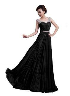 DLFashion Sweep Train Beaded Chiffon Formal Party Dress, http://www.amazon.com/dp/B00ID2GFH4/ref=cm_sw_r_pi_awdm_FWDxub1NRFE58