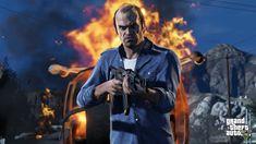 A Rockstar já divulgou o primeiro vídeo gameplay do GTA V, jogo que promete muitas emoções. Bateu aquela ansiedade? http://www.youtube.com/watch?v=H5rVYmbjxeY  www.nagem.com.br