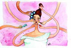 noiva ansiosa  Revista Viva Beleza   by ::luda::, via Flickr