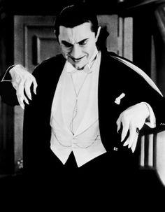 Dracula (1931) Bela Lugosi---Dracula was a childhood staple like Frankenstein.
