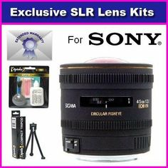 Sigma 4.5mm f/2.8 EX DC HSM Circular Fisheye Lens For Sony DSLR-A200 A300 A350 A100 A700 A700 A900 A230 A330 A750 Includes 7 Year Warranty + Extras - http://slrscameras.everythingreviews.net/10781/sigma-4-5mm-f2-8-ex-dc-hsm-circular-fisheye-lens-for-sony-dslr-a200-a300-a350-a100-a700-a700-a900-a230-a330-a750-includes-7-year-warranty-extras.html