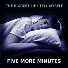 and i lie to myself everyday