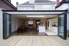 flat roof ground floor extension - Google Search