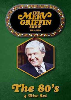 This multi-disc release from the classic comedy series THE MERV GRIFFIN SHOW includes a collection of the best episodes from the 1980s.