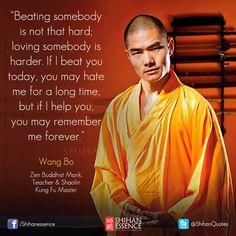 Wang Bo quote