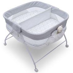 Twin Baby Beds, Baby Bedside Sleeper, Twin Baby Rooms, Twin Cribs, Twin Babies, Cribs For Twins, Twin Nurseries, Best Bassinet, Nursery Twins
