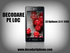 Decodare, deblocare LG E460 Optimus L5 II pe loc