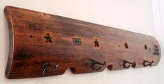 Sewer Pipe mold hat/coat rack. Was almost three hundred dollars. Sold this past January. Beautiful!