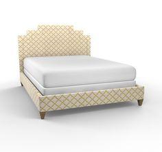 headboard upholstery option