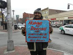 1   Can Good Graphic Design Help The Homeless? The least visible franchises can be given a new voice through the power of good branding and great graphic design. Will it do the same for the voiceless, the invisible, the institutionally disenfranchised? Can well-executed design change the lives of the homeless?