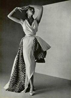 Christian Dior, Fall 1950