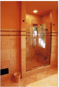 Shower stall idea 1