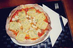 Pizza de Raviolis