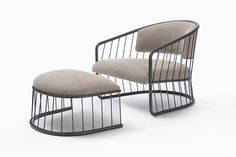 Link Outdoor Whisper Lounge Chair