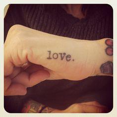 Very cool idea, love typewriter font