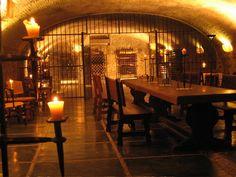 Banquets at Hacienda San Gabriel de las Palmas, Mexico