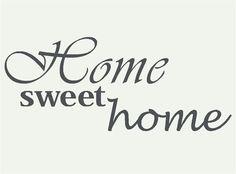 home sweet home tekst - Szukaj w Google