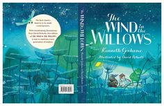 The Wind in the Willows Book Jacket - Different Covers