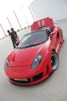 $75,000 MR2 Spyder Supercar! (pics)