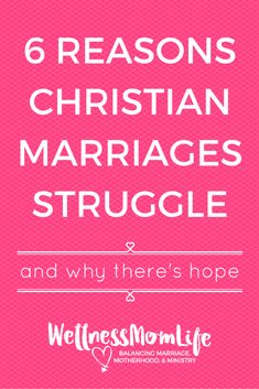 Want a Better Marriage  This Simple Habit Is Key      Ideas  The o       Reasons Christian Marriages Struggle  amp  Why There     s Hope   Often Christians believe that their marriages