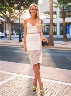 25 Spring Summer Outfits That Are Simply Pretty