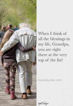 Grandfather Quotes, Grandpa Quotes, Papa Quotes, True Quotes, Words Quotes, Sayings, Wisdom Quotes, Quotes Quotes, Qoutes