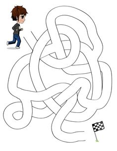 You must know the printable mazes for adults. A complicated and tortuous road game Maze is a complex, tortuous path system, and has many dead ends… Printable Mazes, Free Games For Kids, Educational Games For Kids, Printable Activities For Kids, Kids Learning Activities, Worksheets For Kids, Mazes For Kids, Learning Colors, Kids Education