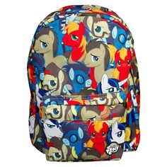 Loungefly MLP Bronies Backpack *** To view further for this item, visit the image link. (This is an Amazon Affiliate link and I receive a commission for the sales)