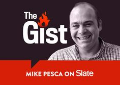 The Gist | A daily news show that will tell you a lot of things you need to know (and a few things you don't) in a funny, relatable way. You should listen if: You want a skinny little catch-up of news that is just haywire enough for you to forget that it's informing you. Where to begin: Math vs. Ebola (because at the very least math doesn't spread through the air) — or the episode when Slate's Dear Prudence calls back one of the guys she advised. 12 New Podcasts That Will Make You A Better…
