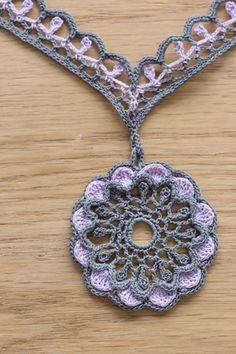 My newest necklace design. Vasantasri Necklace Closeup