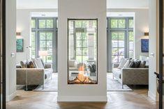 Bilderesultat for modern fireplace