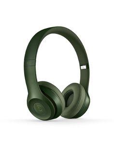 Beats by Dr. Dre Solo2 Royal Collection Auriculares para el oído interno - Verde Cazador
