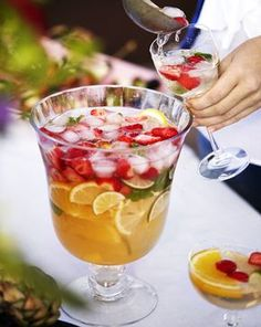 """Drink mixes to quench your thirst and Give you that """"KICK"""" Fun Drinks, Yummy Drinks, Yummy Food, Food N, Food And Drink, Swedish Recipes, Soul Food, Summer Recipes, Food Inspiration"""