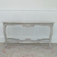 Antique Frenchstyle Furniture for Sale French Furniture, Painted Furniture, Honeymoon Suite, Console Table, Consoles, Entryway Tables, Shabby, Lounge, Tv