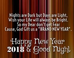 New Year Quotes : QUOTATION – Image : Quotes Of the day – Description Good Night And Happy New Year 2019 Sharing is Caring – Don't forget to share this quote ! New Year Greetings Quotes, New Year Wishes Quotes, New Year Wishes Messages, New Year Message, Happy New Year Quotes, Quotes About New Year, Happy New Year Photo, Happy New Years Eve, Happy New Year 2016