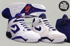 Do you remember the Nike Air Bound from '92?
