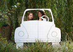 Car Photo Booth | we love handmade