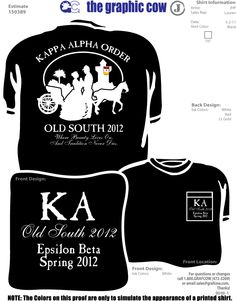 Kappa Alpha Order Old South