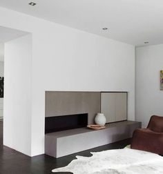 Remy Meijers #contemporary interior #modern #tv console