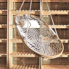 great hammock swing chair @ kiosk