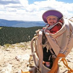 The Best Hiking Carriers for Mountain Kids | Outside Online