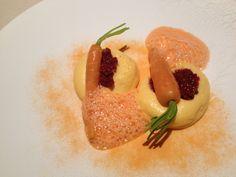 Tartar de zanahoria especiado