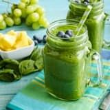There are so many variations to prepare smoothies. You can use almost all fruits or vegetables.In this green smoothie recipes article we are giving you the ingredients of smoothies. They are for weight loss and detox, full organic and easy. Easy Smoothies, Green Smoothie Recipes, Juice Recipes, Cleanse Recipes, Avocado Recipes, Fruit Smoothies, Avocado Smoothie, Ripe Avocado, Detox Verde