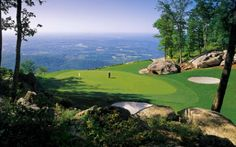 Cliffs At Glassy, The, Landrum, South Carolina, 29356 - Golf Course Photo