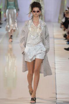 Rochas Ready-to-Wear Spring 2014. Paris Fashion Week