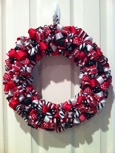 Razorback Football!!! I need this on my door!