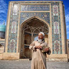 Asien, Usbekistan