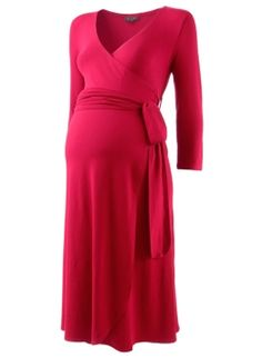 Isabella Oliver wrap dress