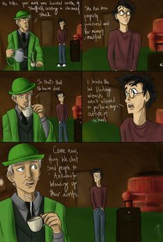 Blowing Up Your Aunts by blindbandit5 Harry Potter Comics, Harry Potter Facts, Harry Potter Fandom, Good Books, Books To Read, Book Characters, Fictional Characters, Aunts, Mischief Managed